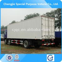 used cargo van for jac 6x2 heavy type