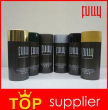 NEW ARRIVAL!!!Organic hair fibers dark brown 25g bottle fuller hair factory best price