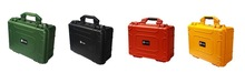 modified PP anti-shock crush proof battery carrying case