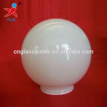 lighting glass globe /opal shiny glass ball lamp shade