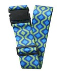 customize any textile material luggage strap belt