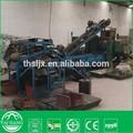 altos beneficios de llantas de desecho de reciclaje línea de producción