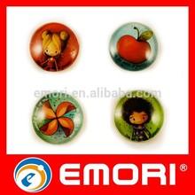 China Supply Hot Sale Cute Decorative 3D PVC Fridge Magnet