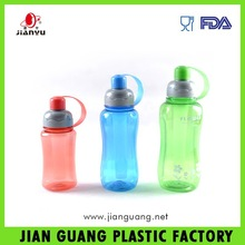 1000ml water cooler bottle with ice tube sport type