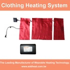 9703 Wearable Electric Heated Clothing