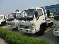 cargo truck 4x2 foton forland mini van refrigerated unit truck