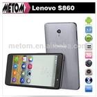 "Original Lenovo S860 Quad Core Cell phone MTK6582 1.3GHz 5.3"" IPS HD 1280x720 Android 4.2 1GB RAM 16GB 4000mAh Battery Dual SIM"