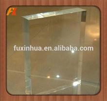 Semi-product pvc high rigidity transparent sheet