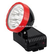 rechargeable head flashlight
