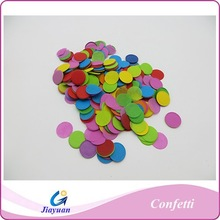Round Tissue Paper Confetti. Transclucent Tissue Dots. Party Decor.