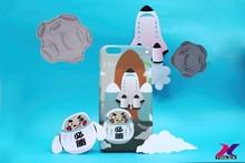 Cute cartoon phone case for iPhone 6