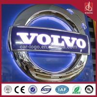 3d car dealer signs/car logos and their names
