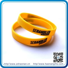 2015New Items in China Market alibaba Fashional scented Personalized rubber bracelets perfumed