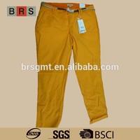 Ladies Fashion Women Short Pants Three Quarter Harem Pants