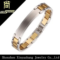 Stainless steel fashion new gold chain design for men