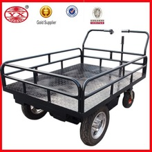 926hot sale electric 4 wheel walking transporting vehicle
