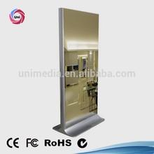 Smart HD 42 inch elevator lcd mirror display