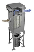 Bag House Cartridge Dust Collector, BDC