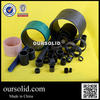 Filament wound high load self-lubricating bearings ( oilless bearing,OIL-FREE BUSHING)