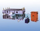 COMIX hot plate vulcanizer machine for rubber conveyor belt
