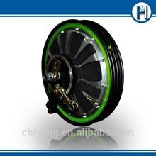 Factory price16 inch single motor,electric bike wheel hub motor