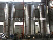 Mirror finished water storage tank 20000 liter with insulation