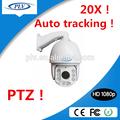 Cctv hd vigilÂncia câmera ptz zoom 1080p webcam ip câmera fcc, ce, certificação de rohs
