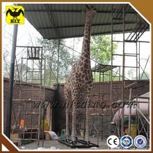 HLT DINO simulation animal silicone giraffe model