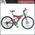 """26"""" di acciaio del pneumatico telaio mountain bike made in china"""