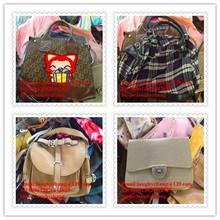 used school bags fashion lady hand bags used branded handbags