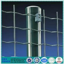 Low Price Electrc Galvanized Euro Fence