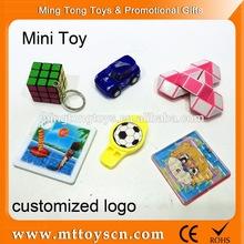 Promotional children plastic mini toy