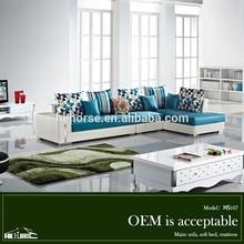 167# royal blue sofa english style furniture italian style sofa set living room furniture