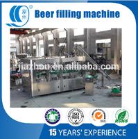 Beverage,Beer,Wine Jar Flask Glass Bottle Filling Machine /carbonated beer filling machine