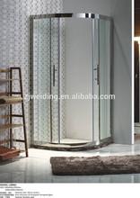 3 panel shower room 3 panel shower door in hangzhou xiaoshan 3 panel sliding shower door