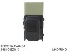 Power Window Switch 84810-BZ010 For Toyota Avanza