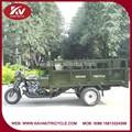 verde três rodas da motocicleta a gasolina com boa qualidade do eixo traseiro assy