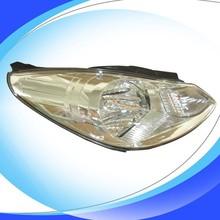 For Hyundai I10 head light/glass headlight lens/car head lamp bulbs