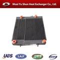 Proveedor de china de placa personalizada& barra de aluminio del radiador de agua