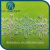 Garment Accessories Market In Guangzhou Bulk 100% Cotton Lace Trim