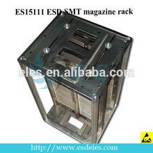 ESD screw nut adjustable for PCB esd anti-static magazine rack