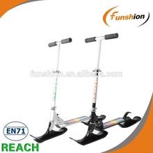 New design Children's snow scooter/children's snowmobile/children's sking(Direct factory)