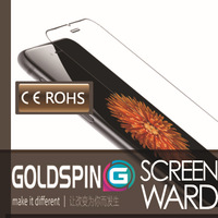 GOLDSPIN High Quality Tempered Glass Screen Guard for iPhone6