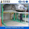 China famous brand Da Yang two post parking equipment