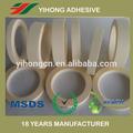 Fine line brown 80 grau crepe de papel de mascaramento fita Jumbo rolo China fabricação