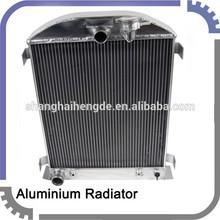 Hot selling forFord Hi-boy FORford Engine 1932 AT/MT full aluminum car cooling radiator