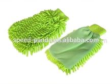 synthetic wool car wash mitt