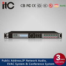 TS-P280 Professional Audio Processor with DSP and AD DA Converter