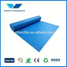 Hot Selling Silent Blue Underlayment For Laminate Flooring