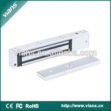 280KG LED indicate 600 lbs single door electromagnet 12 volts
